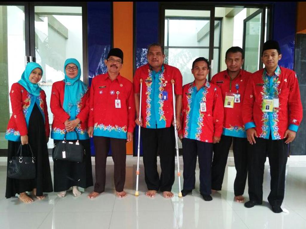 Peringati Hari Batik Nasional Seluruh Asn Serempak Kenakan
