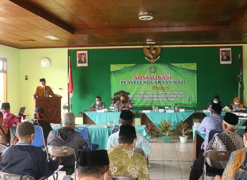 Kankemenag Wonosobo Sosialisasi KMA 660 Tahun 2021 ...