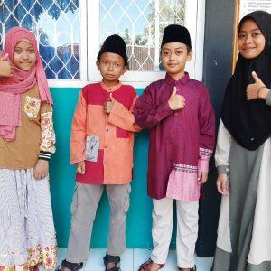 MIN 1 Rembang Sabet 4 Medali Try Out Asesmen kompetisi Minimum