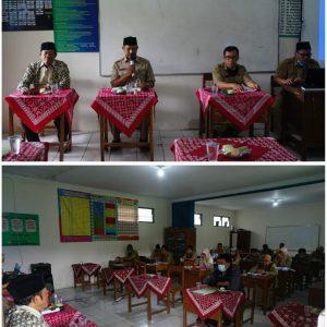 Rapat Kelulusan Kelas VI MIN Salatiga