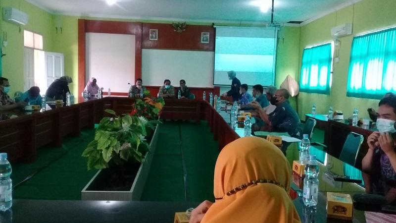 Rapat Persiapaan PPDB MAN 1 Banjarnegara