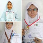 Tiga Siswi MA Rudhatul Ulum Pati Raih Prestasi Tingkat Nasional