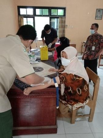 Suntik imun booster bagi pengawas madrasah Kabupaten Banjarnegara