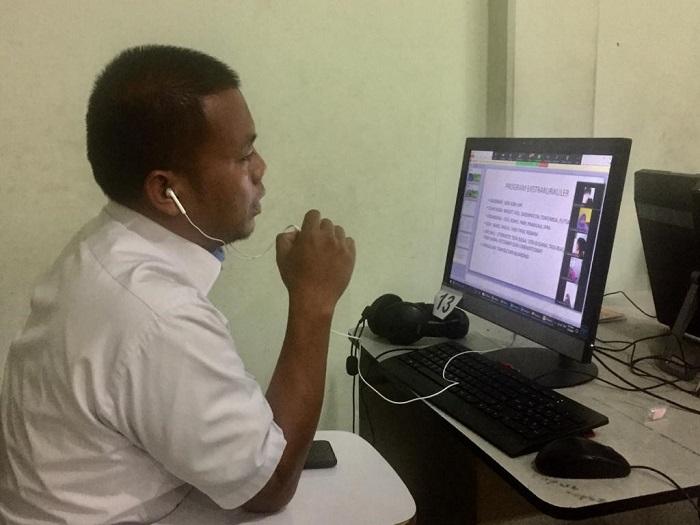 Matsama virtual MAN 1 Banjarnegara