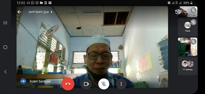 Rakor Persiapan Matsama MTs Muhammaddiyah Merden