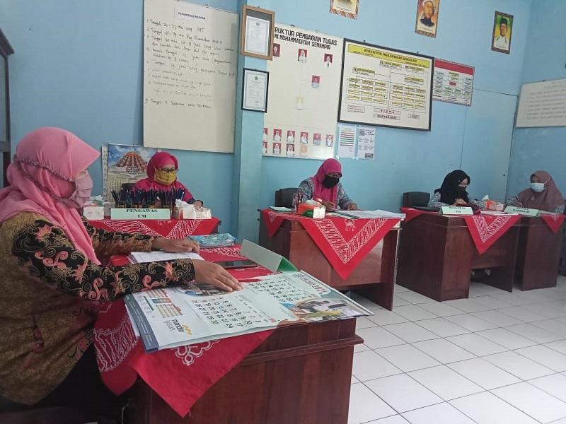 Rakor PPDB MIM Muhammadiyah Semampir
