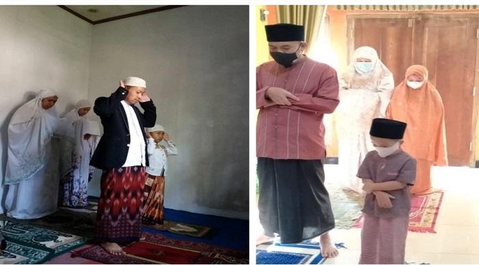 Sholat Idul Adha Di rumah saja