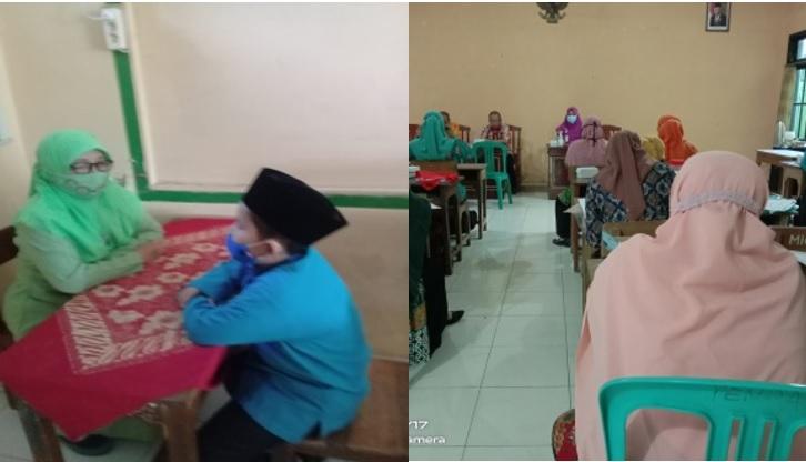 Pelayanan Pengawas Madrasah