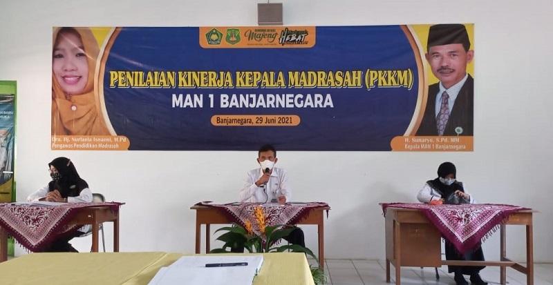 PKKM MAN 1 Banjarnegara