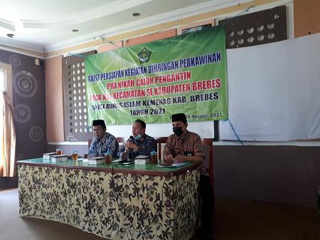 Rapat Persiapan Pelaksanaan Binwin 2021