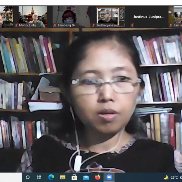 Erwan : Jadikan Kreasi Virtual Katolik Sebagai Alat Komunikasi