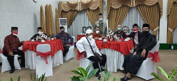 Petugas Doa Bersama, Pegurus FKUB Kabupaten Semarang