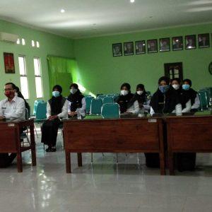 18 Guru Dimutasi ke Rembang, Kasubag TU Berikan Arahan