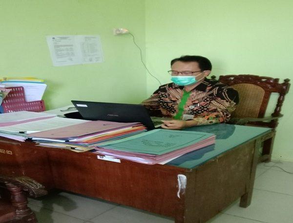 Maksimalkan Pembelajaran Daring, Pengawas Madrasah Lakukan Pemantauan