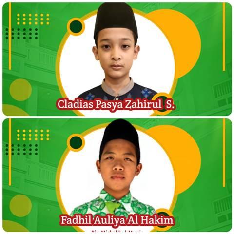 Dua Santri MTs Salafiyah Peroleh prestasi Internasional