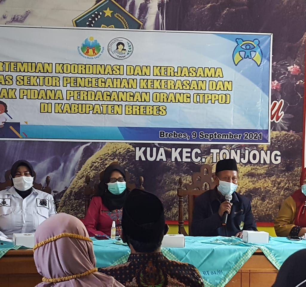 Koordinasi dan Kerjasama pencegahan Kekerasan dan TPPQ