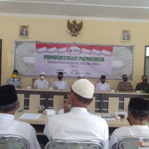 Ucapkan Selamat Kepala Kemenag Terlaksananya Pengukuhan Pengurus IPHI Kecamatan Leksono