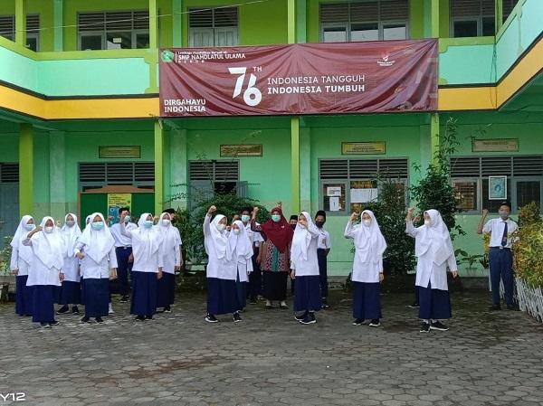 Tapka di SMP NU Suruh