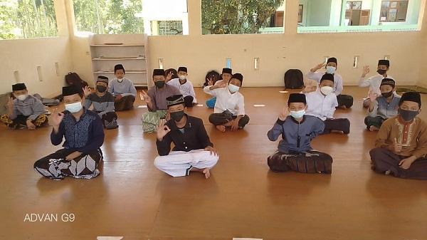 Tapka di SMP Islam Ar Rahman Suruh