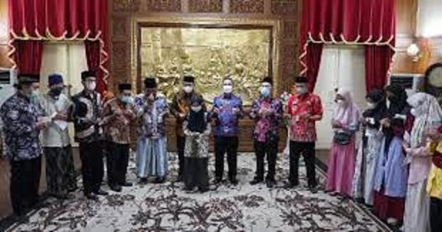 Delapan Kafilah Pati Ikuti Seleksi Tilawatil Qur'an dan Hadits di Maluku Utara