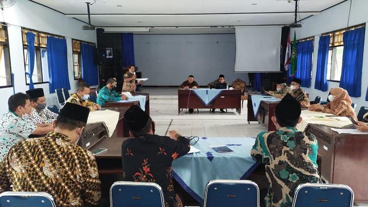 Rakor HSN Kemenag Banjarnegara